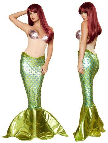 Amazon.com Roma Costume Womenu0027s Underwater Beauty Mermaid Costume Clothing  sc 1 st  Amazon.com & Amazon.com: Roma Costume Womenu0027s Underwater Beauty Mermaid Costume ...