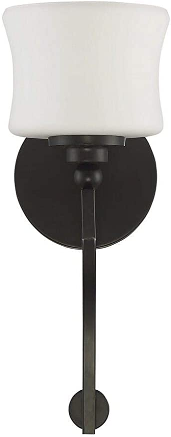 Savoy House 9P-7214-1-SN One Light Wall Sconce