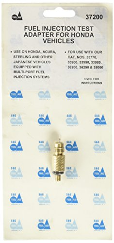 Tool Aid S&G 37200 Fuel Injection Test Adapter