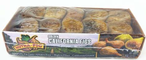 Golden California Figs 8oz(Pack of 2)