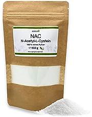 Sanuvit® - NAC poeder | 150 g per zak | 6 maanden voorraad | N-acetyl-L-cysteen | hoge biologische beschikbaarheid en verdraagzaamheid | veganistisch | geproduceerd in Oostenrijk