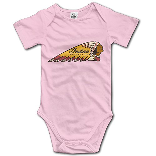 indian-motorcycles-logo-unisex-short-sleeve-romper-bodysuit-playsuit-outfits-for-baby