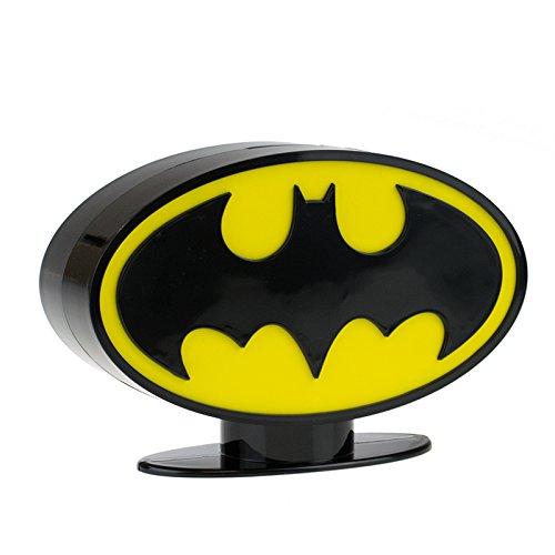 DC Comics Batman Logo Money Bank