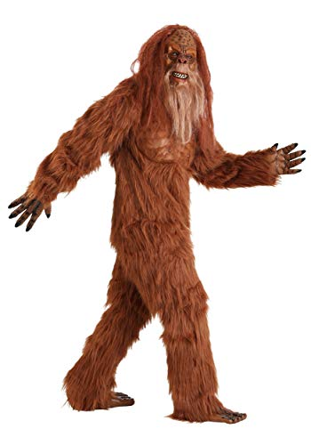 Adult Bigfoot Costume - ST ()