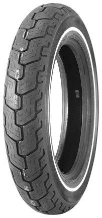 Dunlop D402 For Harley-Davidson Blackwall Rear Motorcycle Tires - MT90HB-16 45006018