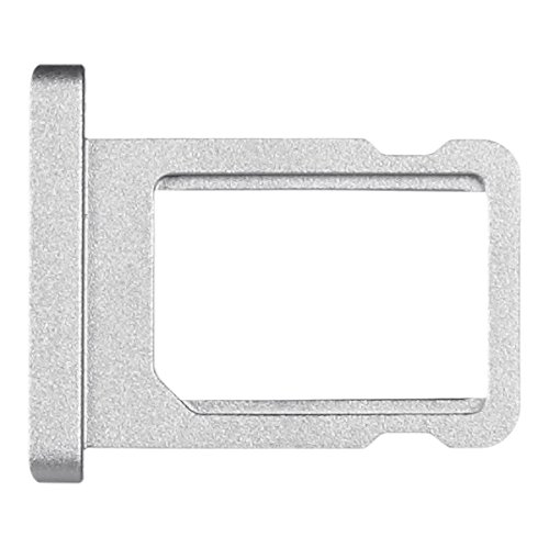 BisLinks Brand New Silver Nano Sim Card Tray Holder Silver Replacement For iPad Mini 4