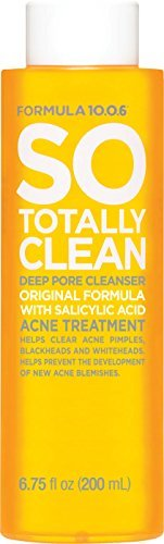 Formula Ten O Six Original SO Totally Clean Facial Astringents, 6.75 Fluid Ounce by Formula Ten-O-Six
