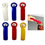 6pc Jar Pop Opener Jarpop Jarkey Vacuum Rim Lid Lifter Top Stocking Stuffer Gift