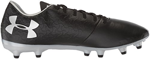 Homme Silver Noir Armour Metallic Magnetico 001 de 001 Football UA Select Black Under FG Chaussures 8fxwa77nz