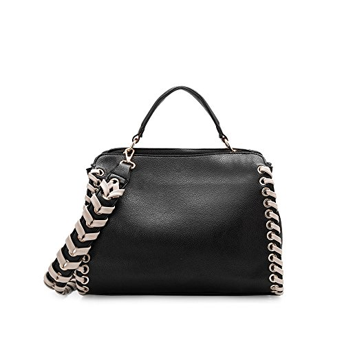 melie-bianco-delisia-whipstitch-vegan-leather-shoulder-bag-handbag-black