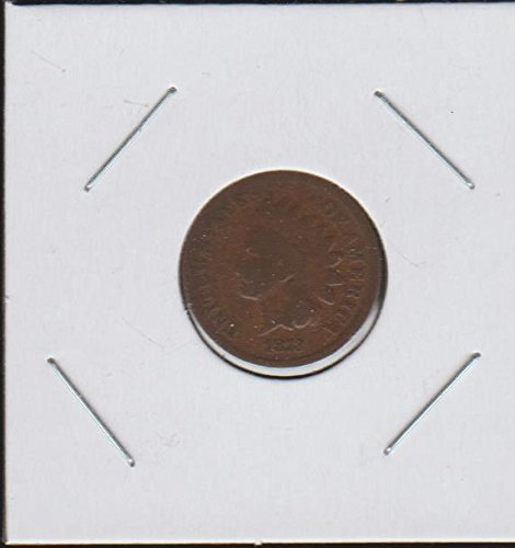 1873 Indian Head (1859-1909) Penny Very Good