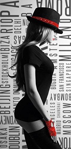 Eurographics FA-FRF1012 Fashion Art Nomad Girl, 55 x 115 cm