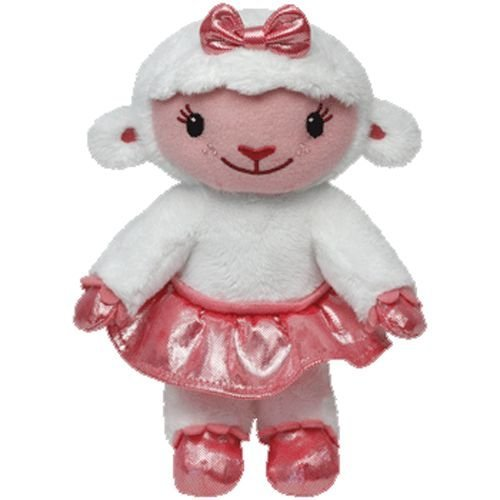 Ty Lambie Lamb Beanie Medium - Stuffed Animal (90155) Beanies -