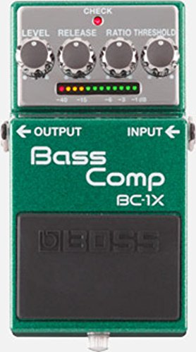 Boss BC-1X - Bass Compressor
