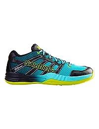 Salming Race X Men's Indoor Court Shoe Turquoise