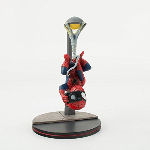 QMx Spider-Man Spider Cam Q-Fig Diorama