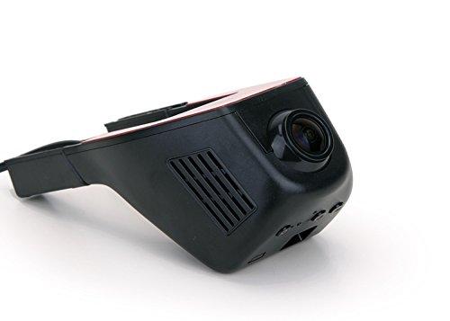 SYGAV Car DVR HD Camera 170 Degree 1920 x 1080P G-Sensor WiFi Recorder