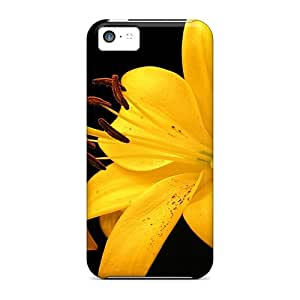 5c Scratch-proof Protection Cases Covers For Iphone/ Hot Flower Phone Cases