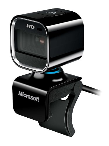 Microsoft LifeCam HD-6000 for Notebooks (7PD-00008) by Microsoft