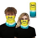 Unisex Seamless Bandana Face Mask Balaclava Neck