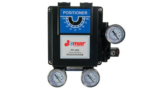 Jomar | AEP-100, -, EP-100, Electro-Pneumatic Rotary Positioner by Jomar Valve
