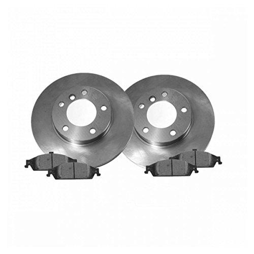 02 pontiac grand am front rotors - 7