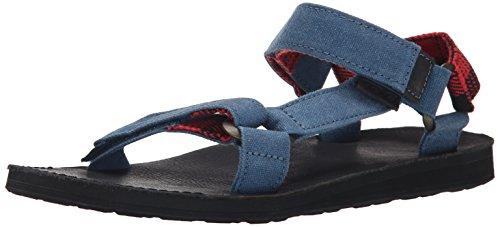 Teva Men's M Original Universal Workwear Sandal, Legion Blue, 13 M US