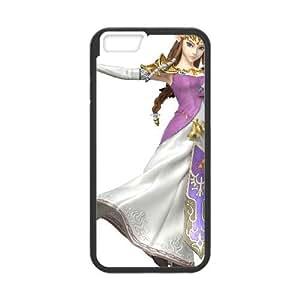 iPhone 6 4.7 Inch Cell Phone Case Black Super Smash Bros Princess Zelda SU4550079