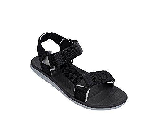 Cavaliere Mens Rx Sandals Oxy Cleaner Bundle Grigio / Nero