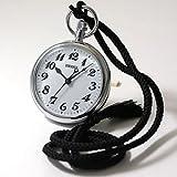 [セイコー](SEIKO)クォーツ 鉄道時計と正美堂オリジナル革ケース(ブラウン) セット SVBR003-SP408F