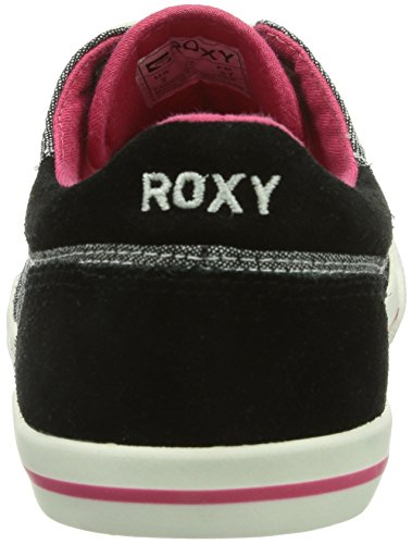 Roxy SWAN Damen Sneakers Schwarz (Black/Blk)