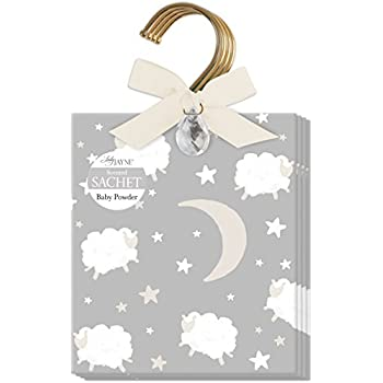 Amazon Com Lady Jayne Baby Powder Scented Moon And Stars