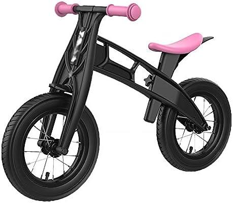 YJFENG Portátil Bicicleta De Equilibrio Bicicleta Sin Pedales ...