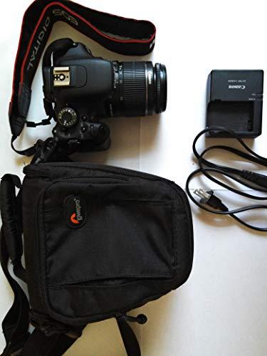 EOS Rebel T3i SLR Camera & EF-S 18-55mm IS II Lens