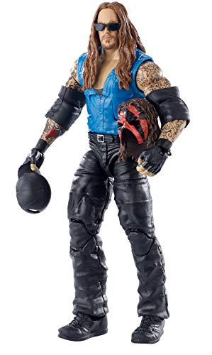 Mattel WWE Undertaker Elite Collection Action Figure]()