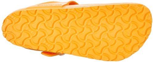 Birkenstock Gizeh Eva, Chanclas Unisex Adulto Gelb (Scuba Yellow)