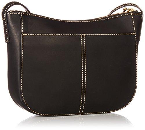 Crossbody Bag Zip Ilana Black FRYE xz4ERnq