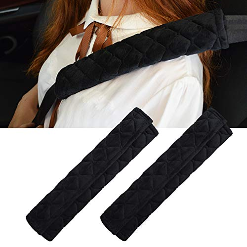 Baby Ture 100% Guarantee Car Seat Accessories 1 Pair Plush Seat Belt Pads Car Safety Soft Belts Strap Wrap Cover Shoulder..