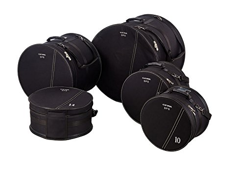 - Gewa 232620 SPS Series Gig Bag Set for Fusion Drumset