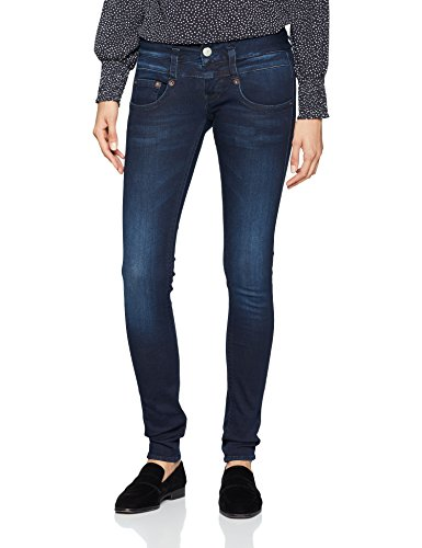 Pitch Jeans Blues Night Blau Femme Slim Herrlicher 613 fqnPEwdd
