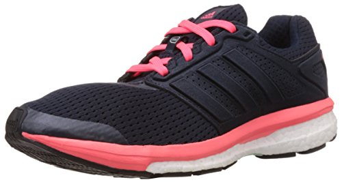 Silver Blue S15 Navy adidas Running Flash Red Shoes Women's 7 Met Supernova Glide Night Boost 6TU6qvAf