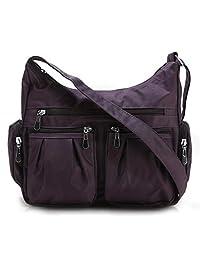 Scarleton Multi Pocket Shoulder Bag H1407