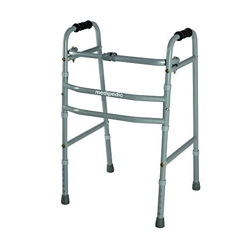 Vissco Double Bar Medipedic Walker