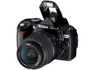 Nikon D40x - Cámara Réflex Digital 10.2 MP (Objetivo VR 55-200mm)
