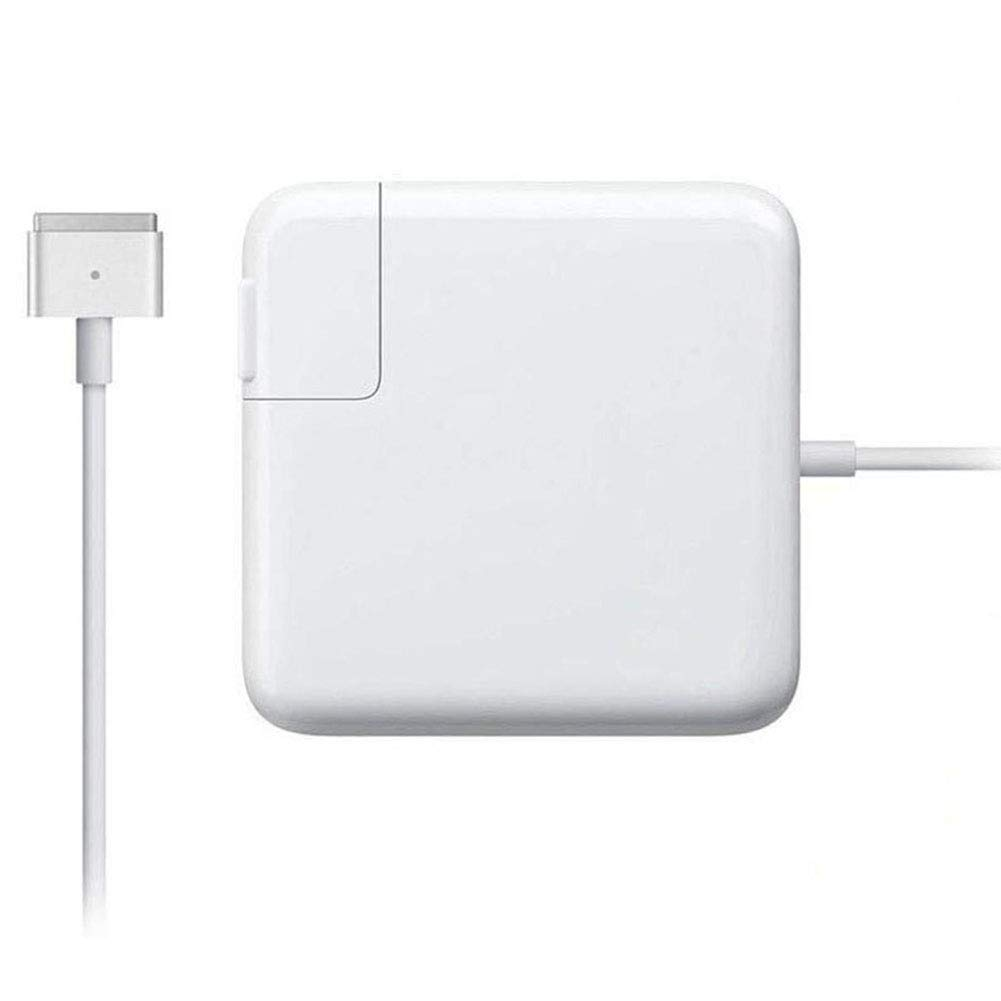 Mac Book Pro Charger, RAYI Replacement 85w Magsafe2 T-Type Power Adapter Ac Charger Suitable for Mac Book Pro 13-inch 15inch and 17 inch (After Late Mid 2012) (85w)
