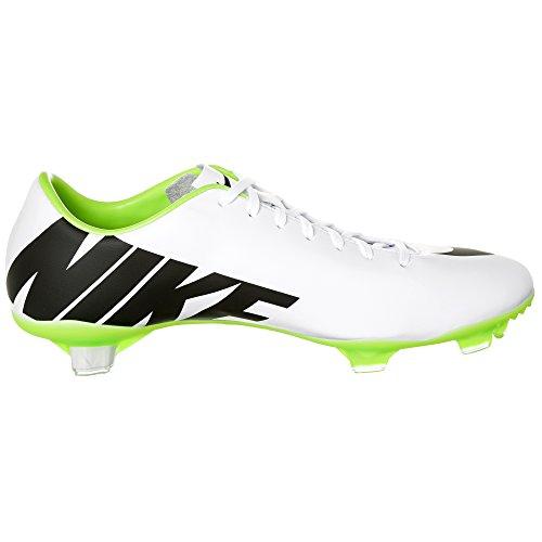Nike Mercurial Veloce FG - Botas de Fútbol de material sintético Hombre, color blanco, talla US 7; EUR 40 blanco - blanco