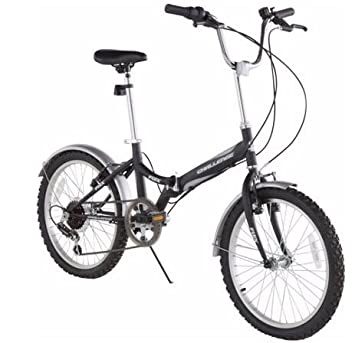 Flex 20 pulgadas bicicleta plegable de cercanías – Unisex.