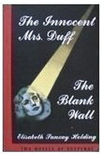 The innocent Mrs. Duff ; The blank - Wall Story Blank