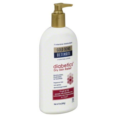 Gold Bond Diabetic Foot Lotion - 3