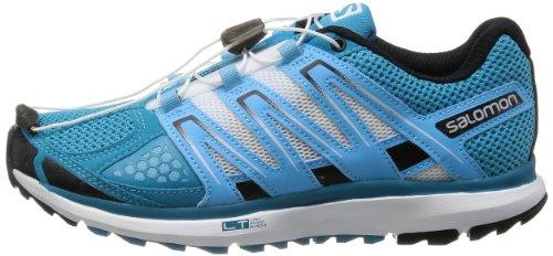 45 Bleu Taille X de 1 Scream Mesdames Chaussures 3 Salomon Course W RwqpzWB